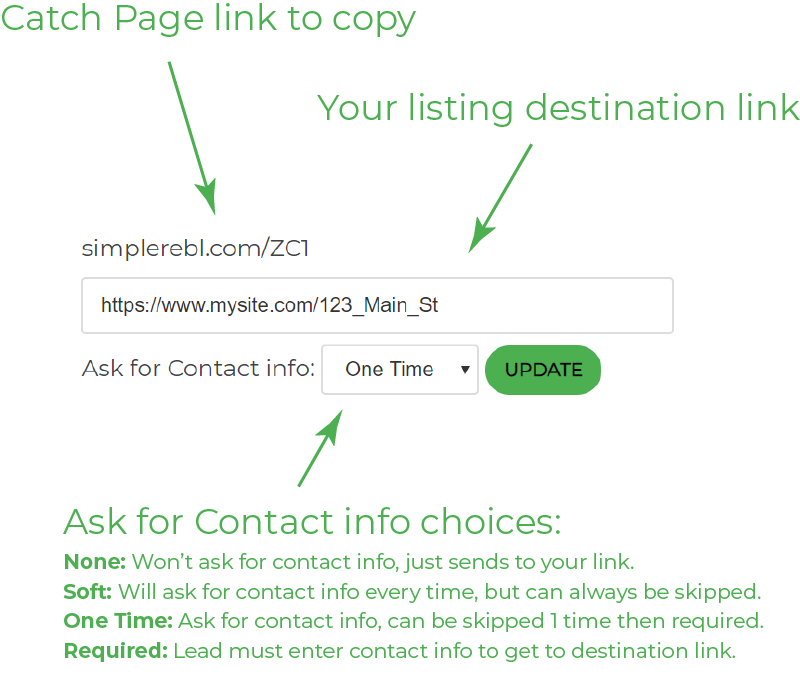 Catch Page Help Image